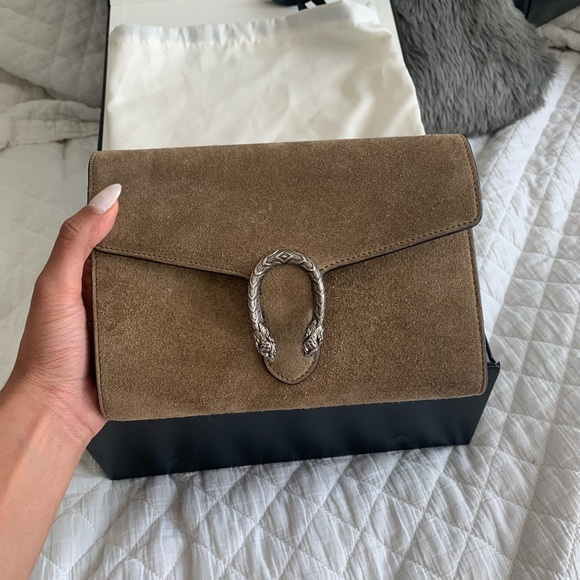 Gucci Handbags - Gucci Dionysus Wallet on chain